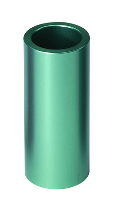 Fender Anodized Aluminum Slide Metallic Green