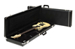 Fender Black Hardshell Guitar Case with Black Interior