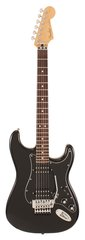 Fender Blacktop Stratocaster HH Floyd Rose Black