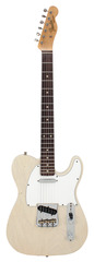 Fender Custom Shop Postmodern Telecaster Journeyman Aged White Blonde