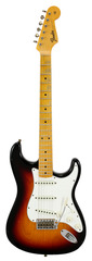 Fender Custom Shop Postmodern Stratocaster Journeyman 3 Tone Sunburst