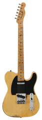 Fender Custom Shop 53 Telecaster Heavy Relic Nocaster Blonde
