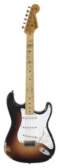 Fender Custom Shop 60th Anniversary 1954 Heavy Relic Strat 2 Tone Sunburst