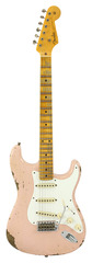 Fender Custom Shop Ltd 1956 Relic Strat Faded Shell Pink