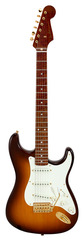 Fender Custom Shop Okoume Stratocaster Chocolate 2 Tone Sunburst 2015