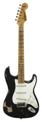 Fender Custom Shop 1956 Heavy Relic Stratocaster Black