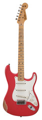 Fender Custom Shop 1956 Heavy Relic Stratocaster Faded Red