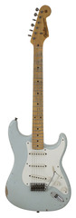 Fender Custom Shop 1956 Stratocaster Heavy Relic Aged Sonic Blue