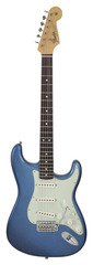 Pre-Owned Fender Custom Shop L Series 1964 Stratocaster Closet Classic Lake Placid Blue