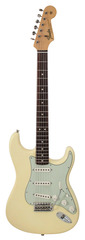 Fender Custom Shop L Series 1964 Stratocaster Closet Classic Aged Vintage White