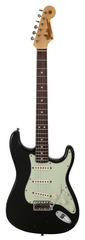 Fender Custom Shop L Series 1964 Stratocaster Relic Black