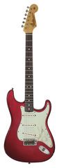 Fender Custom Shop L Series 1964 Stratocaster Relic Candy Apple Red