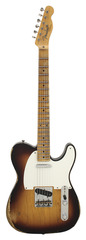 Fender Custom Shop 1952 Heavy Relic Telecaster 2 Tone Sunburst
