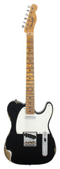 Fender Custom Shop 1952 Heavy Relic Telecaster Black