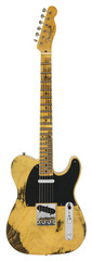 Fender Custom Shop 1953 Telecaster Relic Butterscotch Blonde