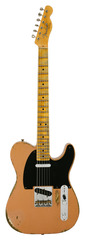 Fender Custom Shop 1951 Telecaster Heavy Relic Faded Copper