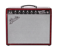 Pre-Owned Fender Princeton Reverb Sparkle Red