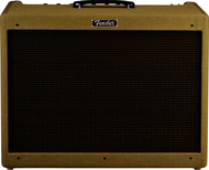 Fender Tweed Blues Deluxe Amp with Footswitch