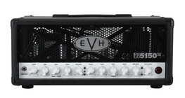 EVH 5150III Black 50 Watt Head