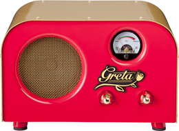 Fender Pawn Shop Special Greta 2W 1x4 Tube Guitar Combo Amp