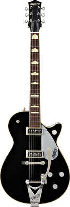 Gretsch G6128TDS Duo Jet Black with Bigsby