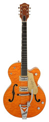 Gretsch G6120-1959LTV Chet Atkins Limited Edition Quilted Maple Top
