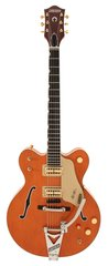 Gretsch  G6120DC Chet Atkins Nashville Orange Stain