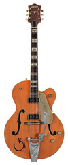 Gretsch G6120DSW Chet Atkins Hollow Body Western Maple Stain