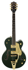 Gretsch G6120 Chet Atkins Hollow Body Limited Edition Cadillac Green