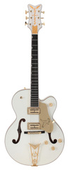 Pre-Owned Gretsch G6139CB White Falcon Center Block Single Cutaway