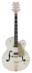 Pre-Owned Gretsch G6136DS White Falcon
