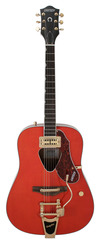 Gretsch G5034TFT Rancher Dreadnought Acoustic Electric with Bigsby