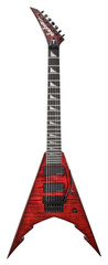 Pre-Owned Jackson Corey Beaulieu USA Signature KV7 Trans Red