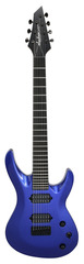 Jackson Custom Shop B7 Cobalt Blue