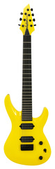 Jackson Custom Shop B7 Deluxe Graffiti Yellow