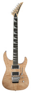 Pre-Owned Jackson Custom Shop SL2H Soloist Flamed Maple Top Natural