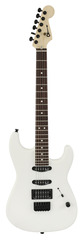 Pre-Owned Charvel USA Select Style 1 HSS Hardtail Snow Blind Satin