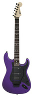Charvel USA Select SoCal HSS Satin Plum