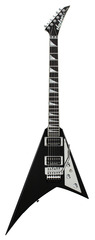 Jackson Custom Shop RR1 Black and Chrome