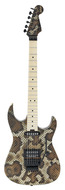 Charvel USA Warren DeMartini Signature Snakeskin