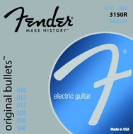 Fender Original Bullet <BR>Electric Guitar Strings <BR>10-46 Box of 12 Sets