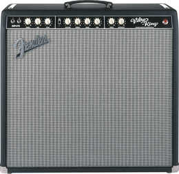 Fender Vibro King Custom 120v Guitar Amplifier