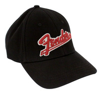 Fender Logo Stretch Hat Large