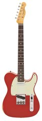 Fender 60 Tele Custom Heavy Relic Dakota Red Masterbuilt Jason Smith