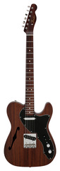 Fender Custom Shop 60s Rosewood Telecaster Thinline Master Built Paul Waller