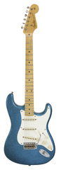 Fender Custom Shop 1957 Stratocaster Journeyman Relic Aged Blue Sparkle