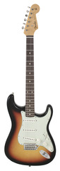 Fender Custom Shop 1960s Stratocaster Closet Classic Faded 3 Tone Sunburst