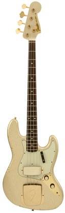 Fender Custom Shop 60 Jazz Bass Gold Sparkle