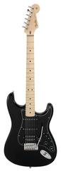 Pre-Owned Fender Custom Shop Custom Deluxe Stratocaster HSS Black