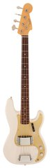 Pre-Owned Fender Custom Shop 1959 Precision Bass White Blonde